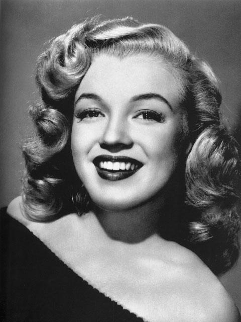Sogar Marilyn Monroe hat vor ihrer Karriere gestottert.