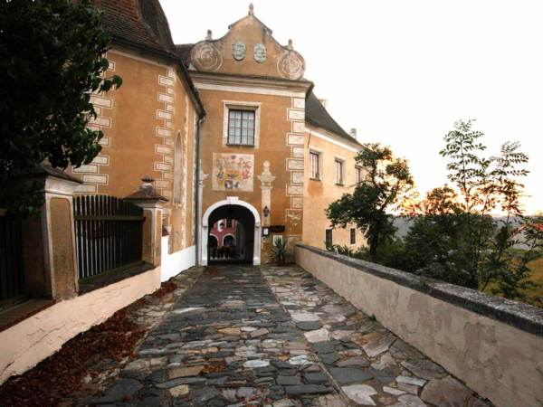 Eingangsbereich der Stottertherapie in Österreich