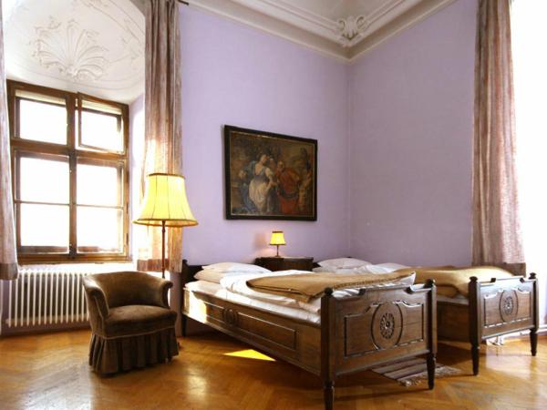 Schlafbereich der Stottertherapie in Österreich