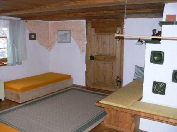 Schlafbereich der Stottertherapie in Süddeutschland