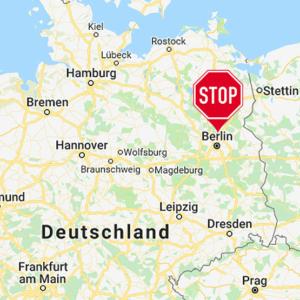 Der Standort vom Stotterer-Training in Ostdeutschland (Berlin)
