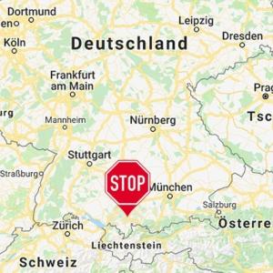 Der Standort vom Stotterer-Training in Süddeutschland (Sparenberg)